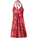 Patagonia W's Iliana Halter Dress Exotic Floral: Craft Pink